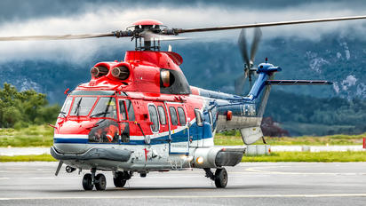 LN-OMH - CHC Norway Eurocopter AS332 Super Puma