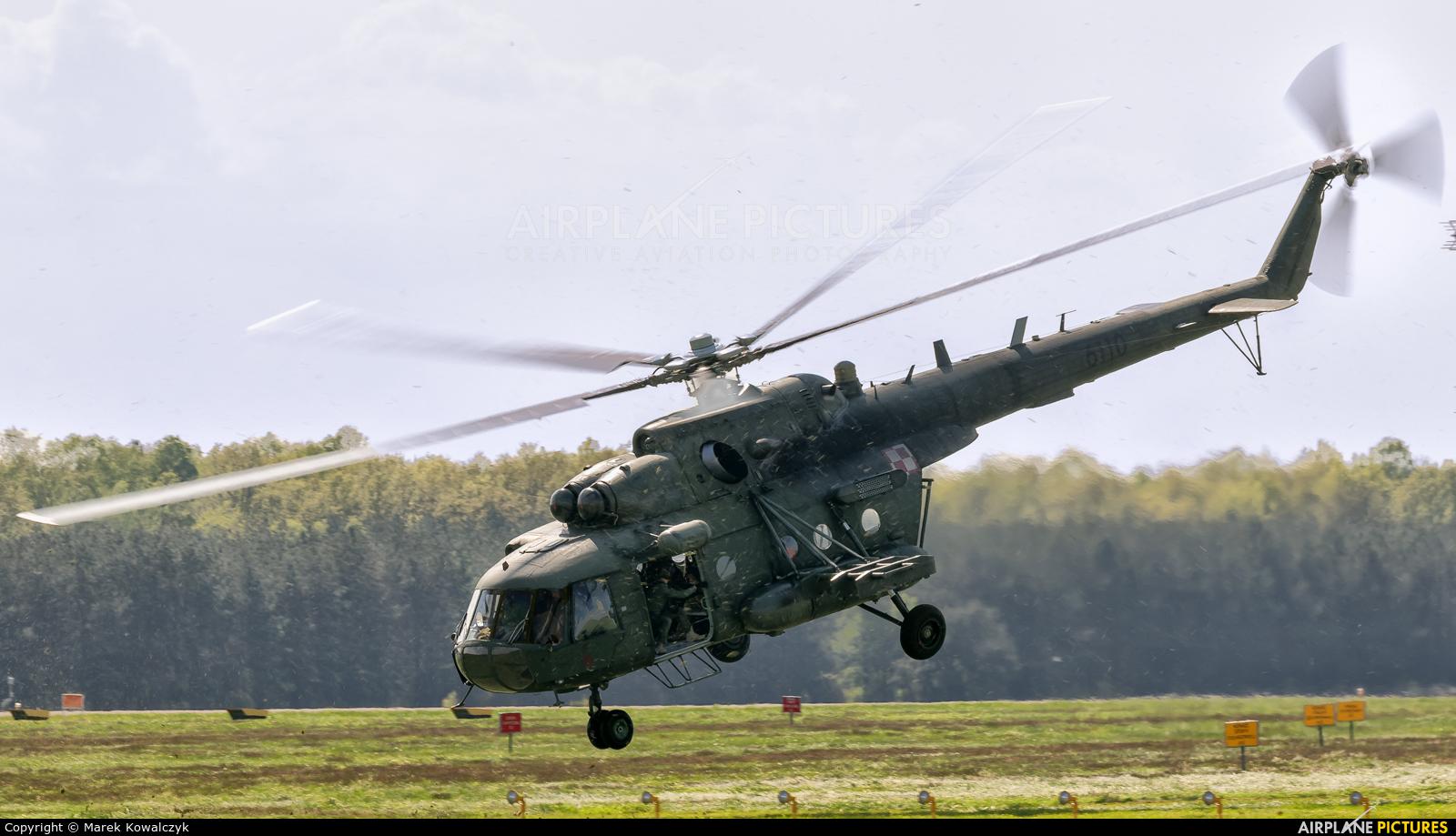Poland- Special Forces 6110 aircraft at Powidz