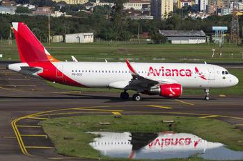 PR-OCD - Avianca Brasil Airbus A320