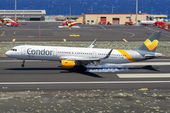D-AIAE - Condor Airbus A321