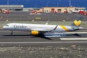 D-AIAE - Condor Airbus A321 aircraft