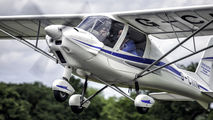G-CIIN - Kernan Aviation Ikarus (Comco) C42 aircraft