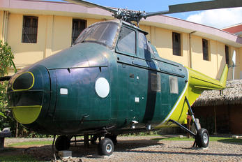 MSP100 - Costa Rica - Ministry of Public Security Sikorsky S-55