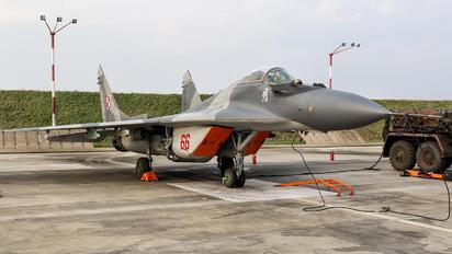 66 - Poland - Air Force Mikoyan-Gurevich MiG-29A