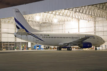 PR-SDO - Sideral Air Cargo Boeing 737-300QC