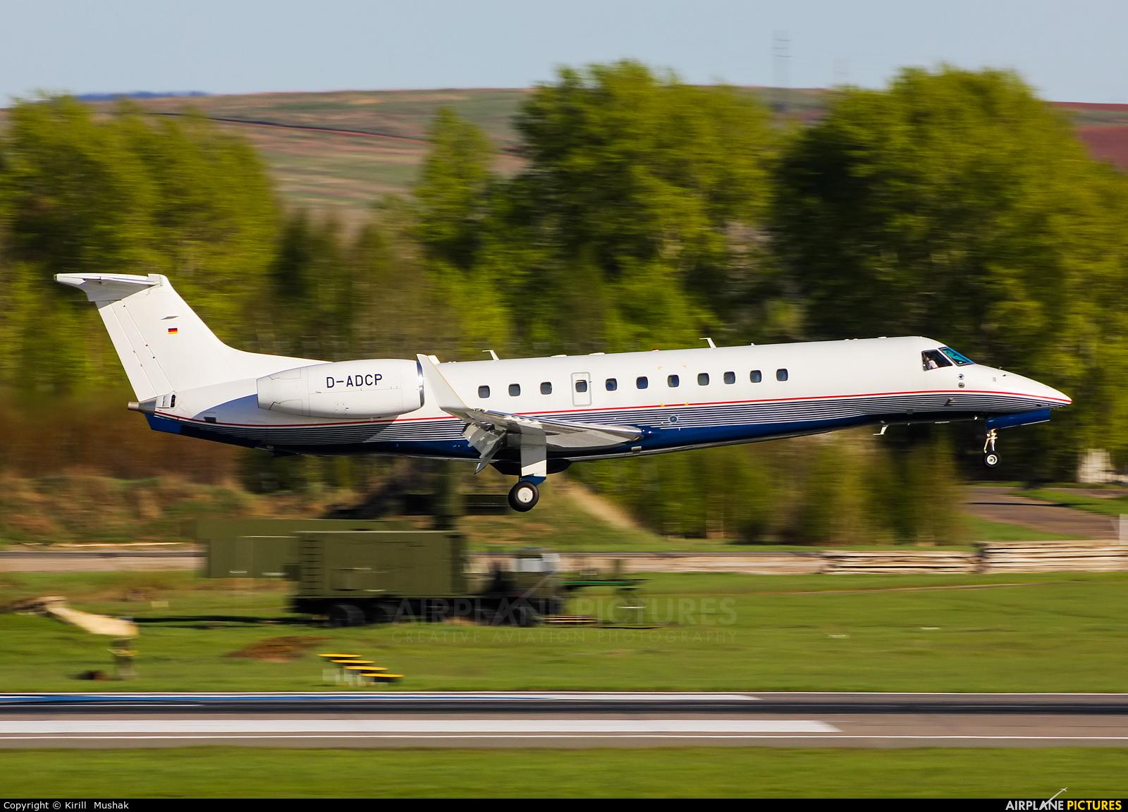 Baden Aircraft Operations D-ADCP aircraft at Bolshoe Savino - Perm