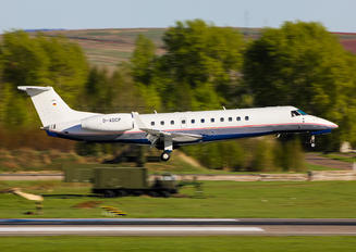 D-ADCP - Baden Aircraft Operations Embraer ERJ-135