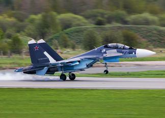 72 BLUE - Russia - Navy Sukhoi Su-30SM