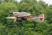 F-AZXR - Private Hawker Hurricane Mk.I (all models) aircraft