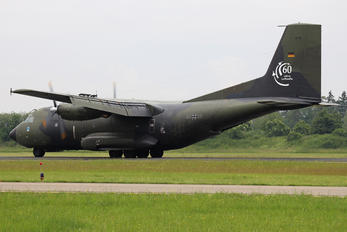 50+67 - Germany - Air Force Transall C-160D