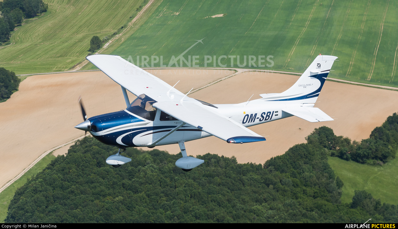 Private OM-SBI aircraft at In Flight - Slovakia