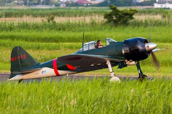 N553TT - ZERO ENTERPRISE INC TRUSTEE Mitsubishi A6M5 Reisen Zero