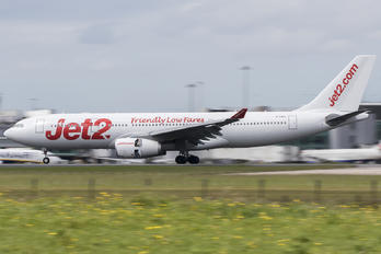 G-VYGL - Jet2 Airbus A330-200
