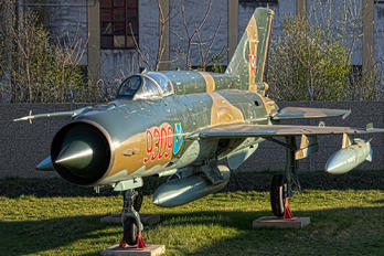 9309 - Hungary - Air Force Mikoyan-Gurevich MiG-21MF