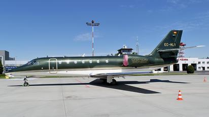 EC-MLV - TAG Aviation Cessna 680 Sovereign