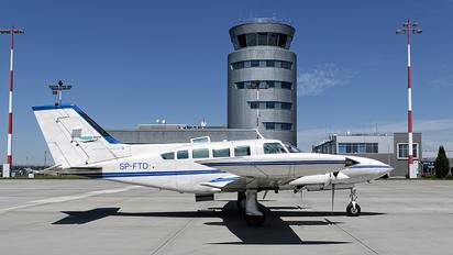SP-FTD - MGGP Aero Cessna 402B Utililiner