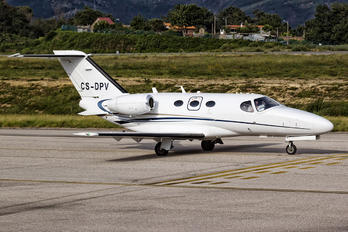 CS-DPV - Private Cessna 510 Citation Mustang