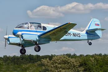 OM-NHS - Private Aero Ae-145 Super Aero