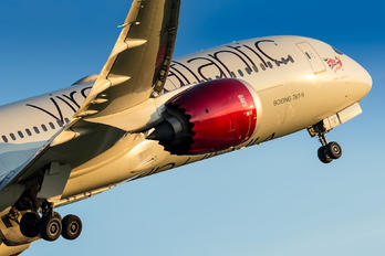 G-VZIG - Virgin Atlantic Boeing 787-9 Dreamliner