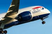 G-ZBKK - British Airways Boeing 787-9 Dreamliner aircraft