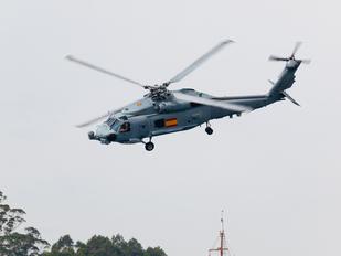 HS.23-04 - Spain - Navy Sikorsky SH-60B Seahawk