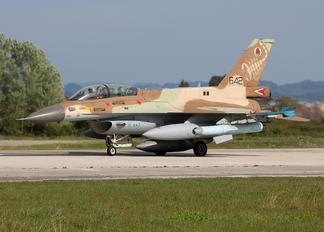 642 - Israel - Defence Force General Dynamics F-16D Barak