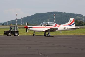 055 - Croatia - Air Force Pilatus PC-9M