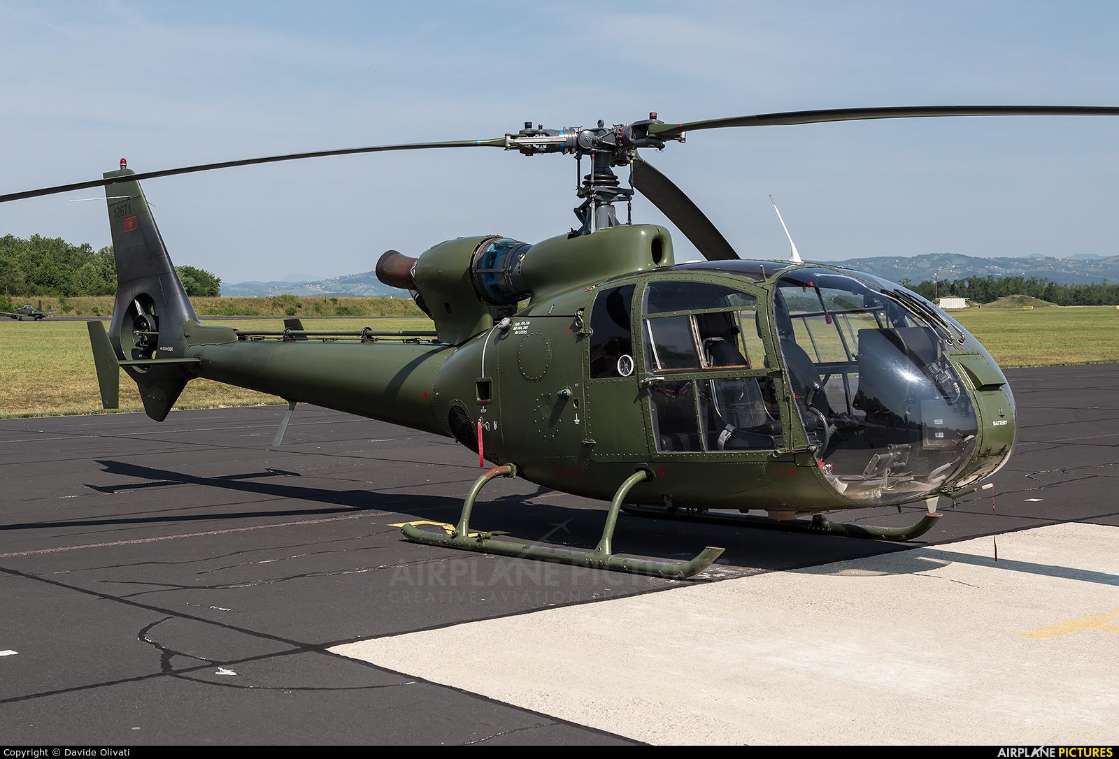 Montenegro - Air Force 12671 aircraft at Cerklje