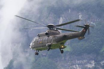 T-335 - Switzerland - Air Force Aerospatiale AS532 Cougar