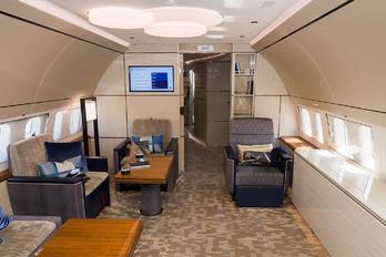 N839BA - Boeing Company Boeing 737-700 BBJ