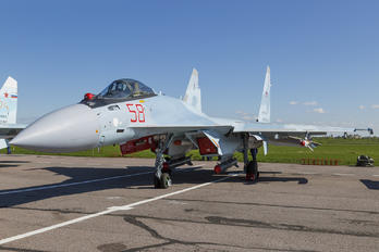 RF-81746 - Russia - Air Force Sukhoi Su-35