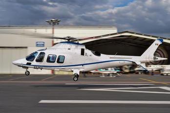 XA-ACU - Private Agusta Westland AW109 S