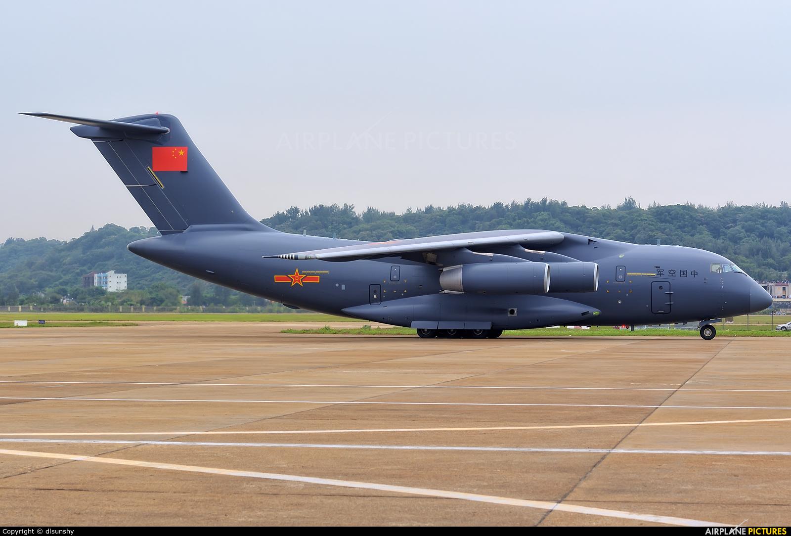 789 - China - Air Force Xian Y-20 at Zhūhǎi-Jīnwān   Photo ...