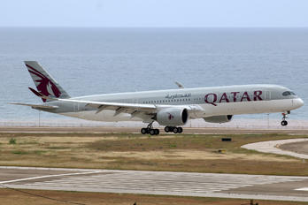 A7-ALH - Qatar Airways Airbus A350-900
