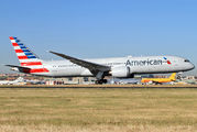 N822AN - American Airlines Boeing 787-9 Dreamliner aircraft