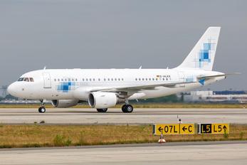 D-ALXX - Private Airbus A319 CJ
