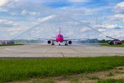 HA-LYK - Wizz Air Airbus A320 aircraft