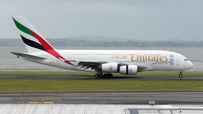 A6-EEK - Emirates Airlines Airbus A380