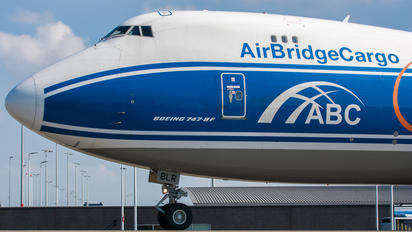 VQ-BLR - Air Bridge Cargo Boeing 747-8F