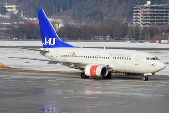 LN-RRR - SAS - Scandinavian Airlines Boeing 737-600