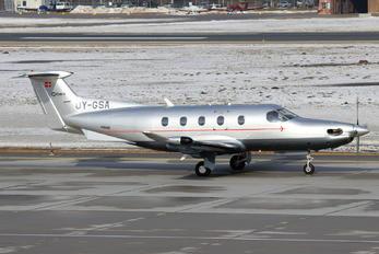 OY-GSA - Widex Pilatus PC-12