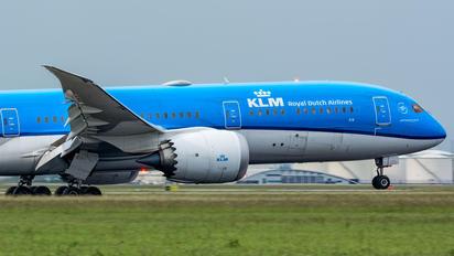 PH-BHF - KLM Boeing 787-9 Dreamliner
