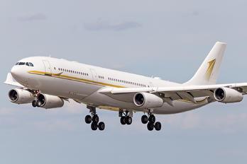 HZ-SKY1 - Sky Prime Aviation Services Airbus A340-200