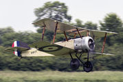 G-EBKY - The Shuttleworth Collection Sopwith Pup aircraft