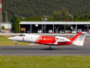 D-CNUE - FAI - Flight Ambulance International Learjet 60