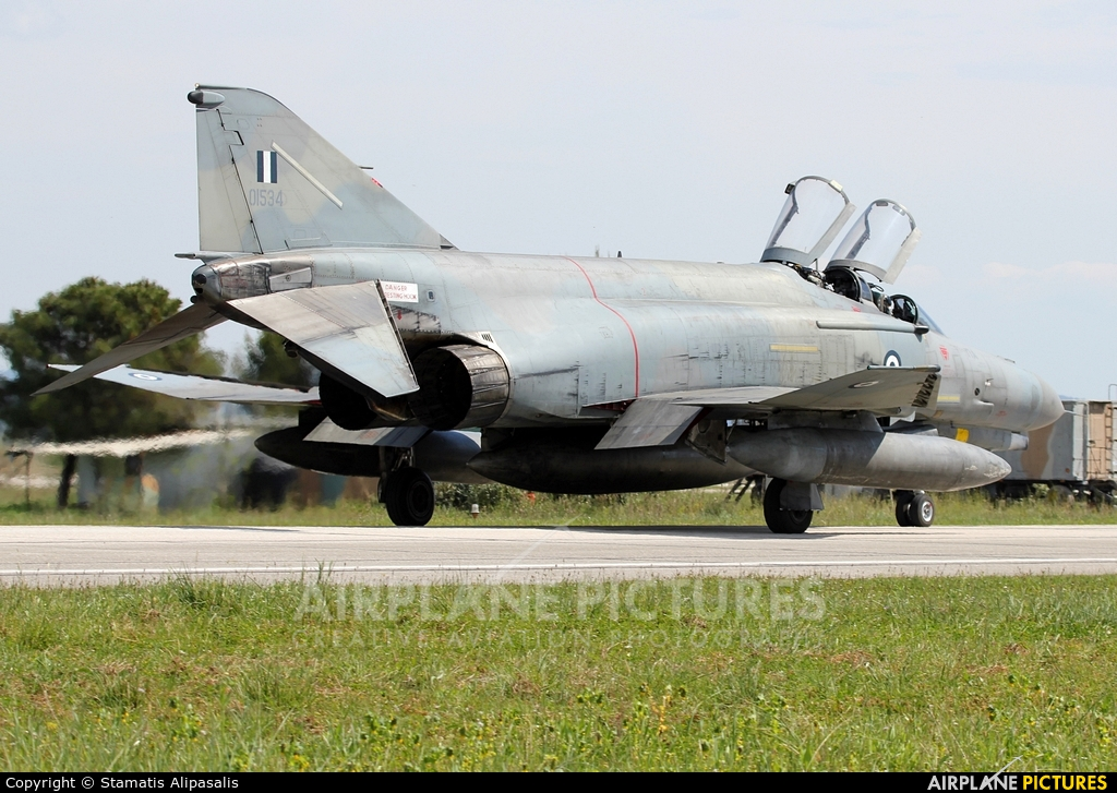 Greece - Hellenic Air Force 01534 aircraft at Andravida AB