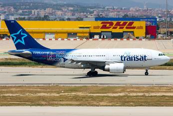 C-GTSF - Air Transat Airbus A310