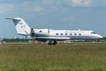 - - Netherlands - Air Force Gulfstream Aerospace G-IV,  G-IV-SP, G-IV-X, G300, G350, G400, G450