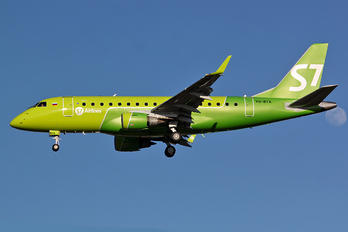 VQ-BYA - Siberia Airlines Embraer ERJ-170 (170-100)