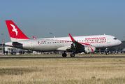 CN-NMJ - Air Arabia Maroc Airbus A320 aircraft